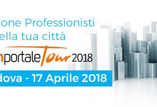 BIMportale tour 2018, Padova: gli aspetti normativi del Decreto Baratono