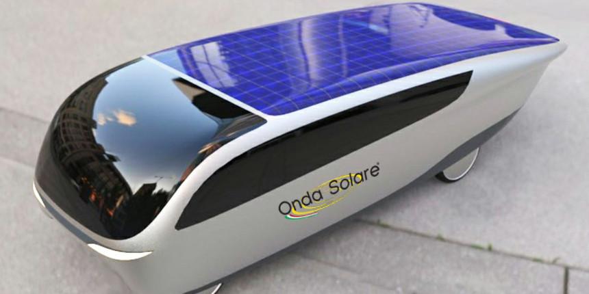 Un auto energia solare a quattro posti made in Bologna