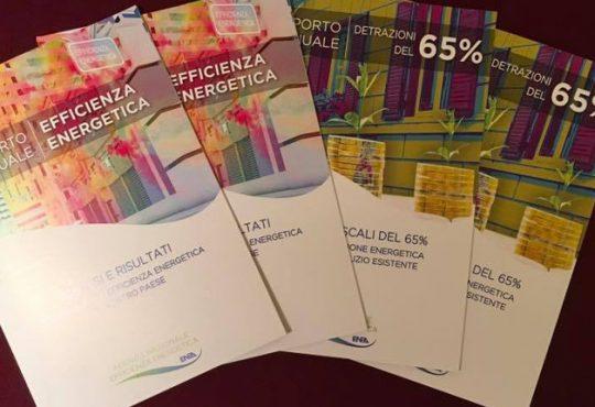 Rapporto Enea Efficienza Energetica: quanto è servito l'Ecobonus?