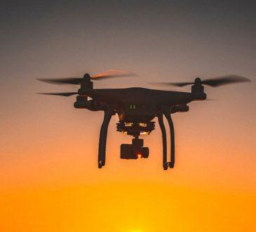 Droni con sensori innovativi per una maggiore sicurezza nel trasporto aereo
