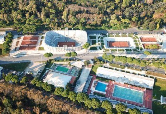 Foro Italico: recupero e valorizzazione impianti sportivi