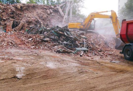 Nuovi metodi per migliorare l'uso degli scarti da costruzione e demolizione