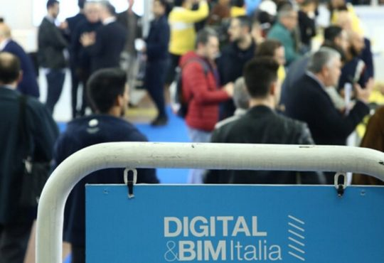 DIGITAL&BIM ITALIA 2019: a BolognaFiere arriva la rivoluzione digitale