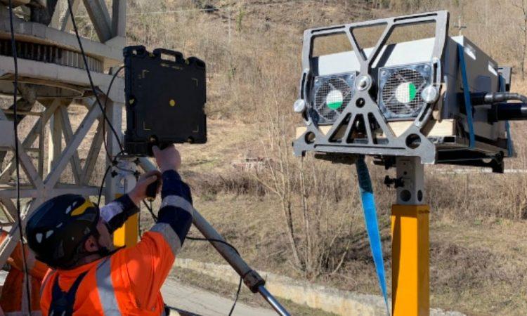 Progetto Ponti: Radiografia Digitale Ponte sul fiume Tronto