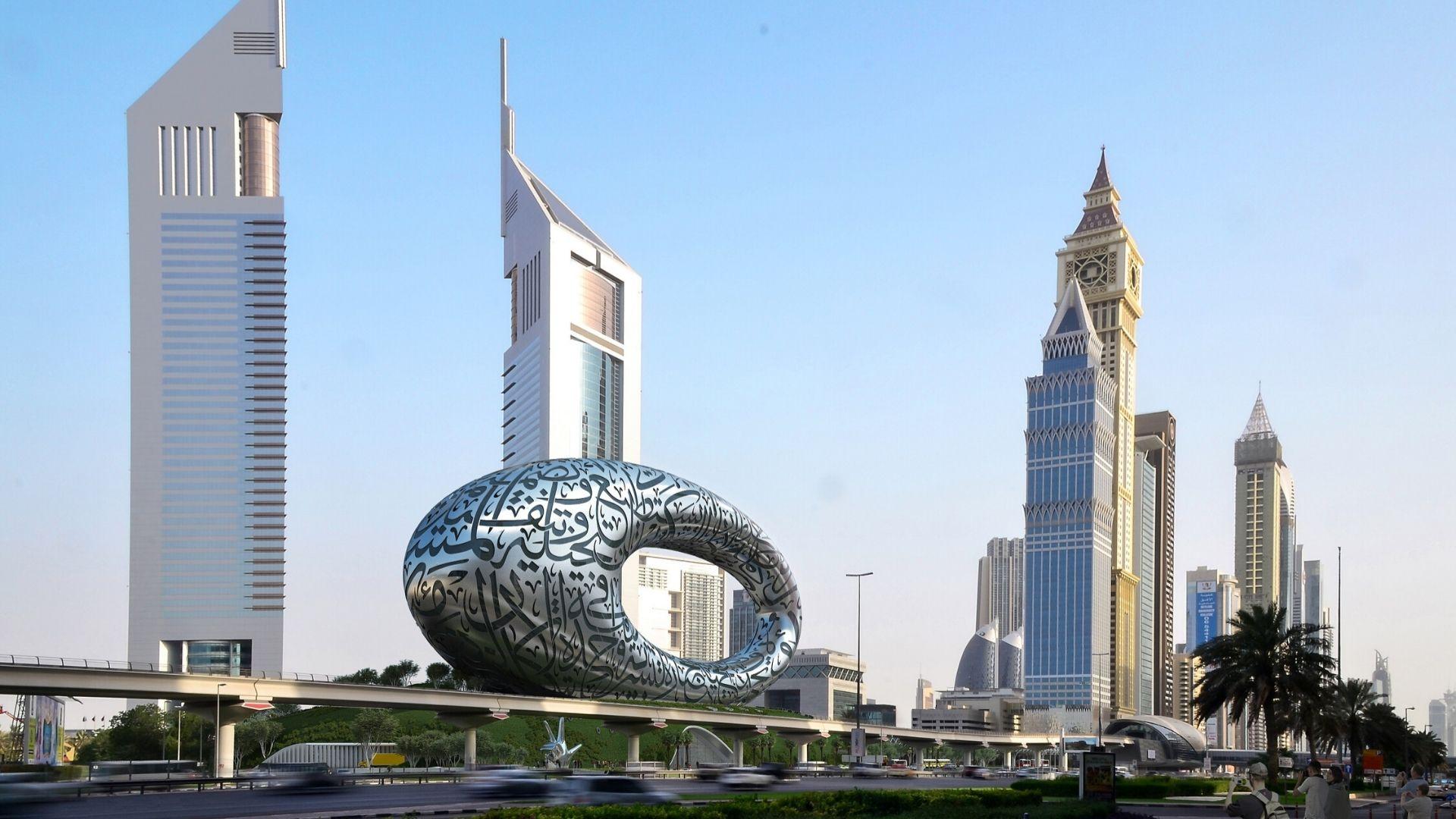 Wavin protagonista a Dubai con le camere d'ispezione Tegra!