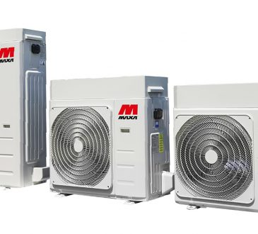 Pompa di calore inverte monoblocco silenziata i-32 V5 SL con gas R32