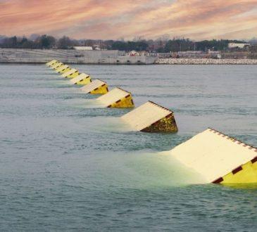 Il Mose di Venezia è già marcio. Gravissima denuncia dell'Espresso sulla criticata opera di ingegneria idraulica