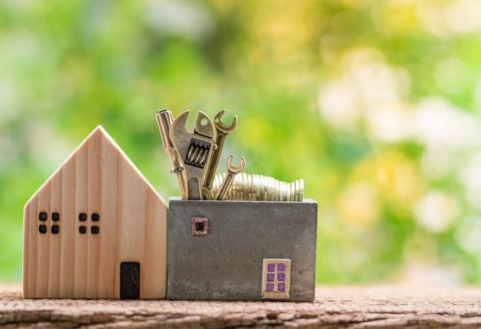 Mutuo ristrutturazione: 5 buoni motivi per ristrutturare casa con un mutuo